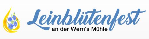 Leinblütenfest am 9. Juli in Ottweiler-Fürth